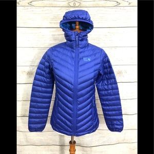 mountain hardwear puffer coat Goose Down